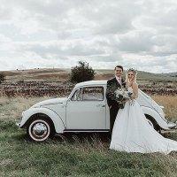 Emilyand Luke's Rustic, Homemade, Tipi Wedding by Stevie Jay Photography