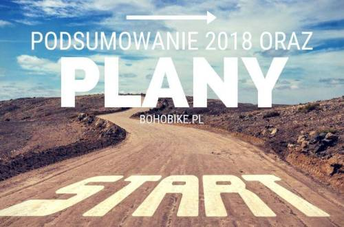 podsumowanie roku na blogu bohobike.pl wyróżniający