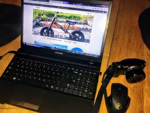 laptop, aparat