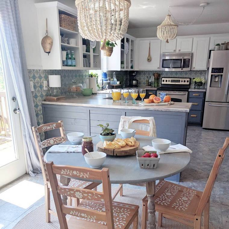 Modern Bohemian Kitchen Designs Bohemian Lifestyle Ideas And Designs