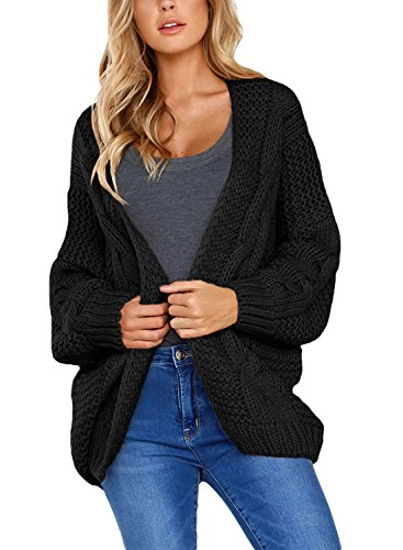 WSPLYSPJY Womens Vest Fuzzy Open Front Cardigans Sherpa Hoodie Cardigan with Pockets