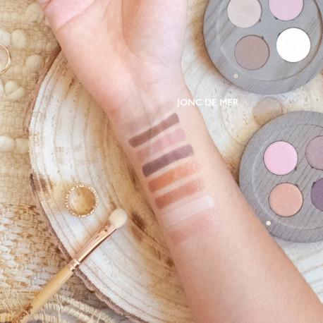 Terre cuite bio terre des Cevennes ouverte photo officielle de la marque Boho Green Make-up