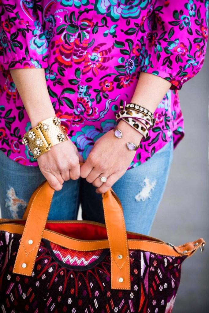 Melvin Leopard Bracelet GIVEAWAY!!!!