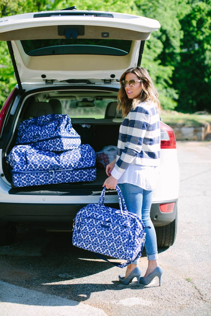 Summer Travel with Vera Bradley