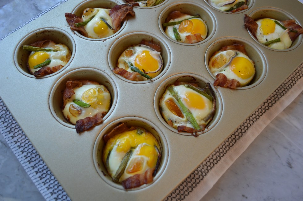 QUICK AND EASY BREAKFAST   EGG MUFFINS