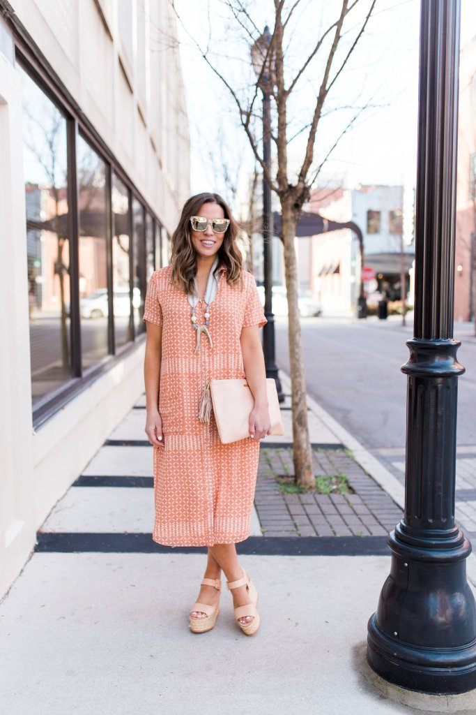 how to wear a maxi dress for spring