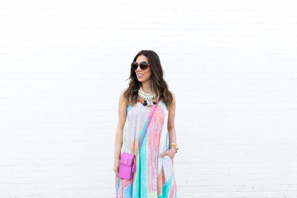 anthropologie annette dress as seen on blogger boho stylef file