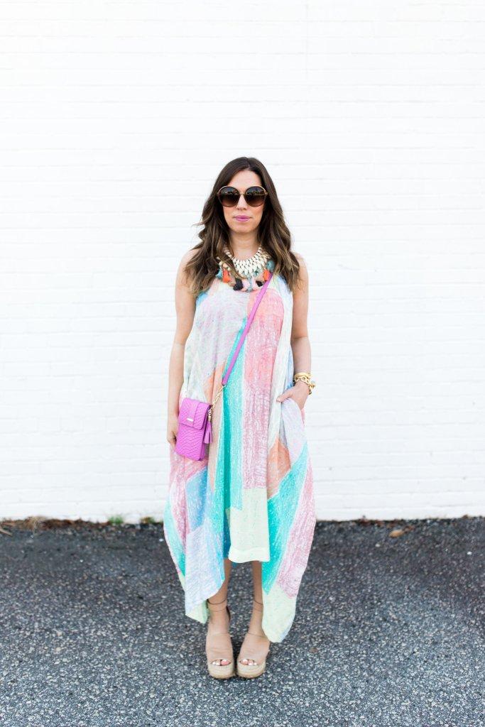 anthropologie annette dress