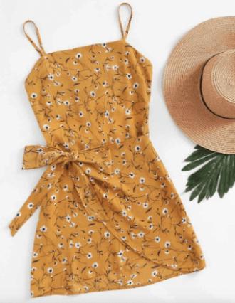 short summer beach dress to wear in the florida keys