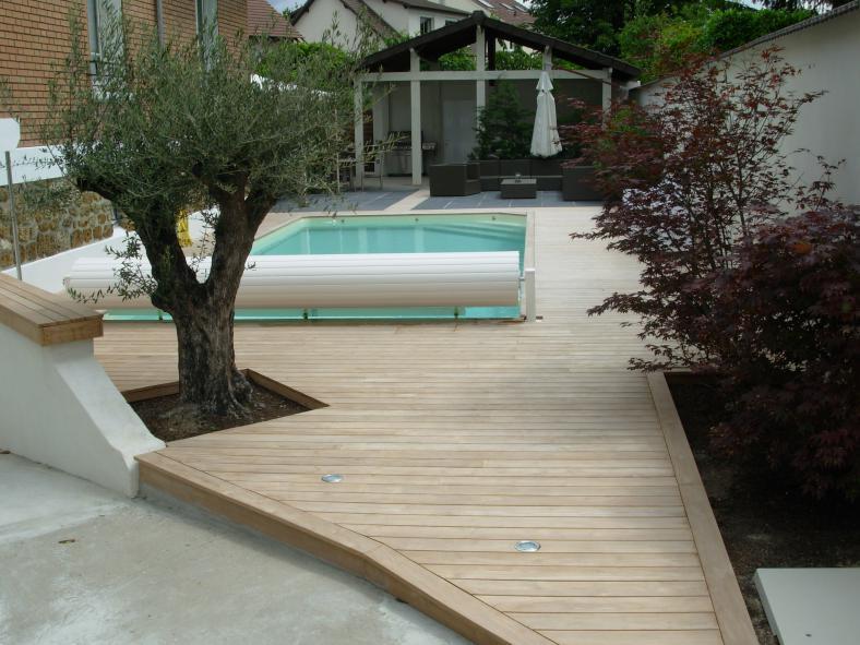 Photos lames de terrasse bois ipe prix pas cher - Lame de terrasse bois exotique pas cher ...