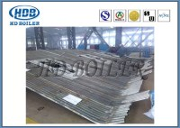 Steam Boiler Water Wall Panels , Membrane Water Wall Tubes