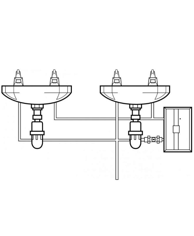 Redring RP12 Powerstream 12kW Instant Water Heater