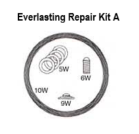 Everlasting Blowdown Valve Repair Parts & Kits