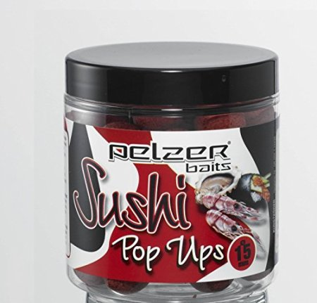 Pelzer Pop Up Boilies Sushi Imperial 15 mm 100g - 1