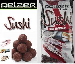 Pelzer Sushi Imperial Boilies 1 kg, Durchmesser:12mm - 1