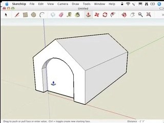 Google sketchup for dummies boing boing Easy drawing software