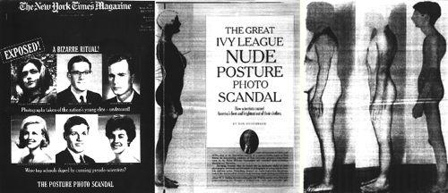 Ivy league nude posture photos foto 62