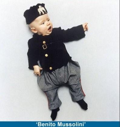 Baby-Mussolini