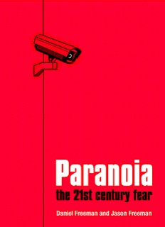Apps Paranoidthoughts Images Paranoia Book Cover
