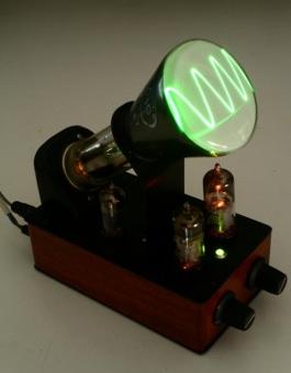 HOWTO build a fauxantique oscilloscope  Boing Boing