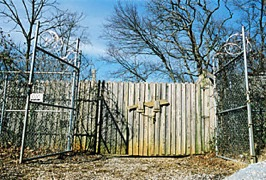 Content Body Farm Gate