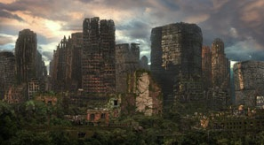 Minisites Life After People Images Buildings Decomposing