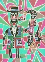 Paintings 09 Lockjaw