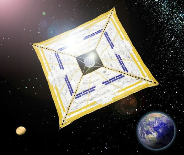 Wpf Media-Live Photos 000 203 Cache Ikaros-Japan-Satellite-Jaxa-Solar-Sail 20396 600X450