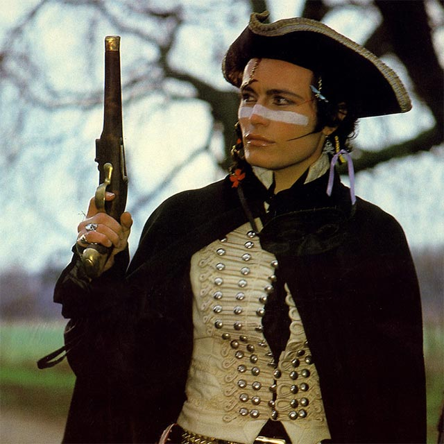 Image result for adam ant
