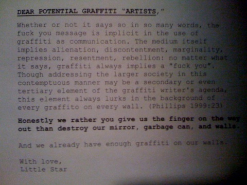Graffilittlestar