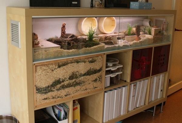 ikea hamster home boing boing. Black Bedroom Furniture Sets. Home Design Ideas