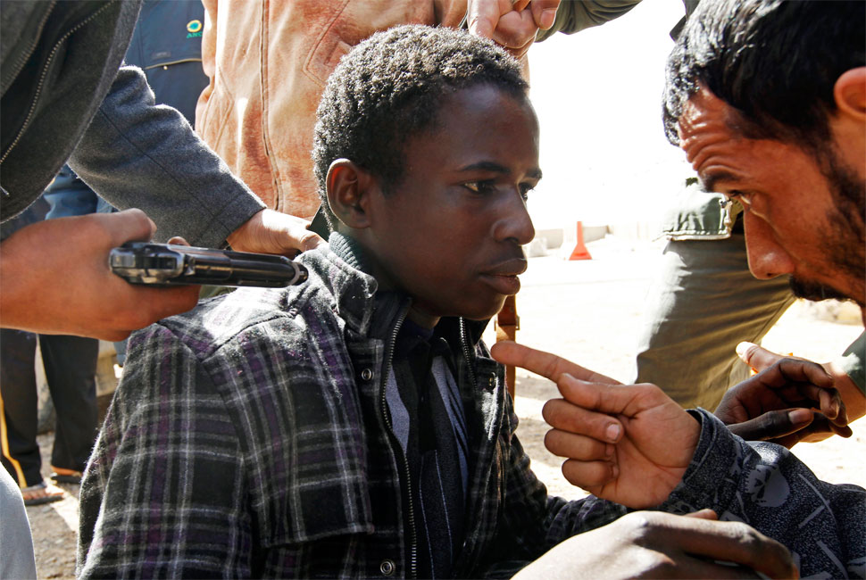 Najemnicy w Libii