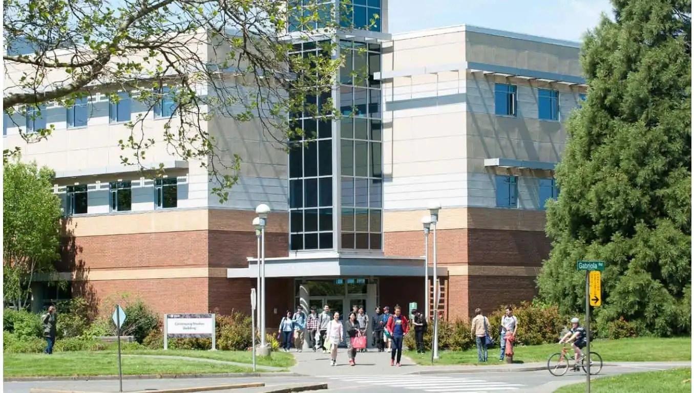 University of Victoria (UVIC) 維多利亞大學 - 藍海國際教育顧問公司