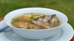 Sărbătoarea Borșului de Pește. FOTO AMDTDD