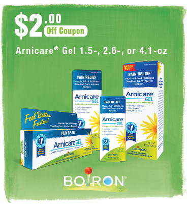 $2 Off Arnicare Gel Coupon