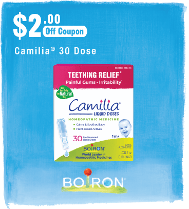$2 Off Camilia 30 Dose Coupon