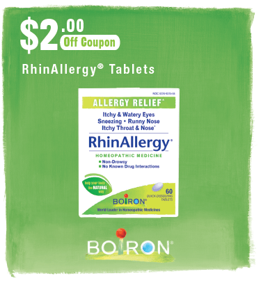 $2 Off RhinAllergy Coupon