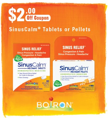 $2 Off SinusCalm Coupon