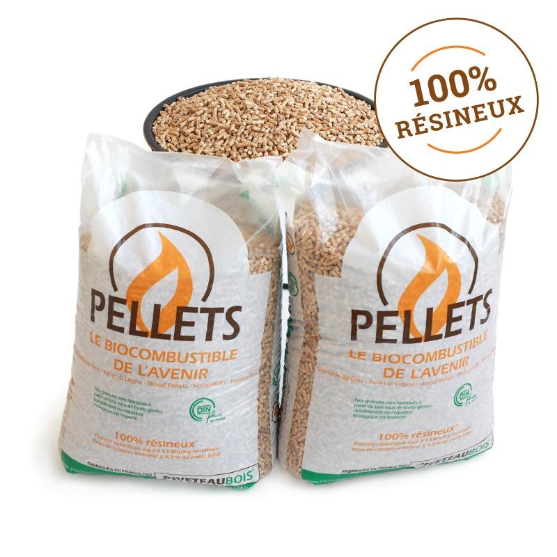 granules de bois pellets de bois pour poele