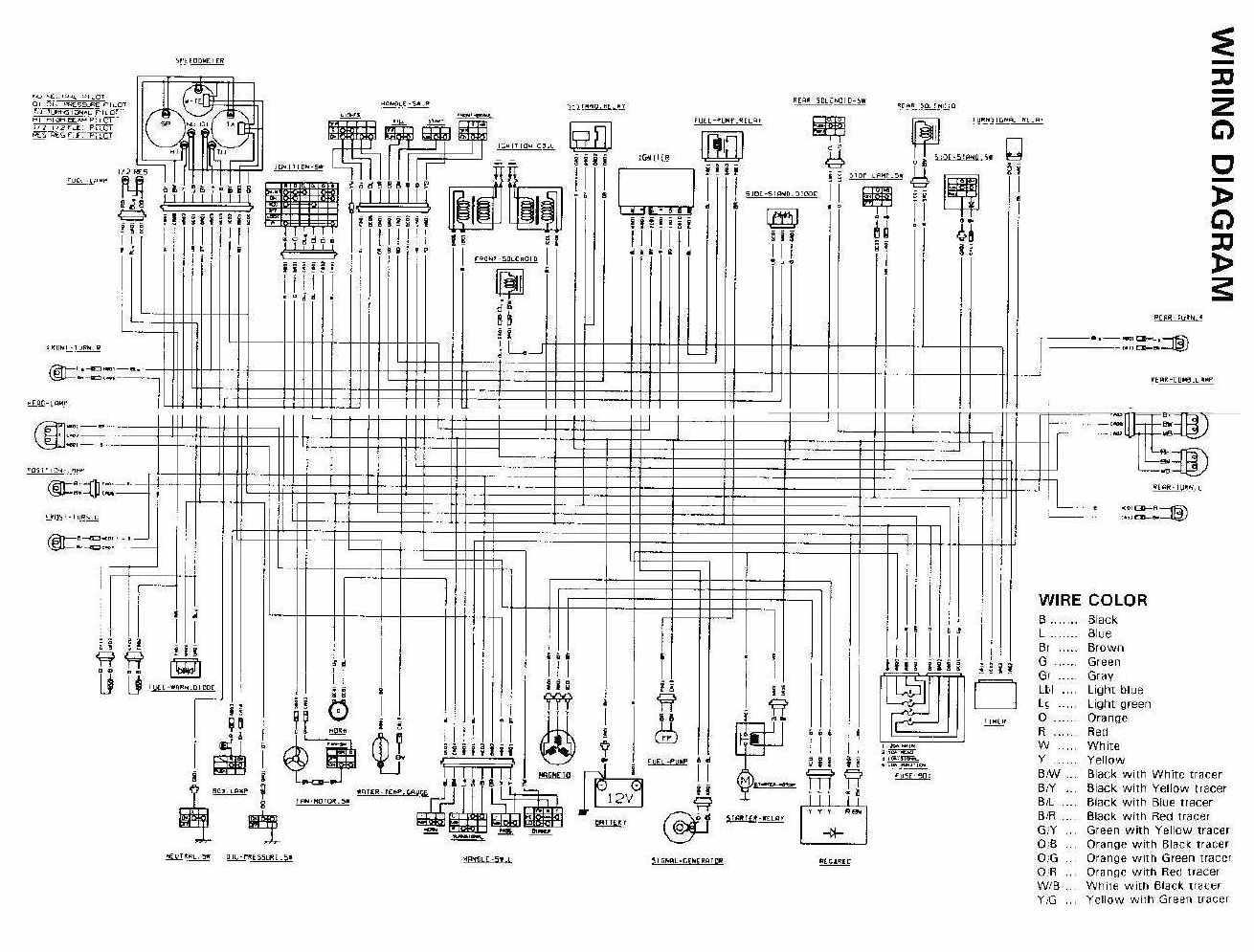 [DIAGRAM] Suzuki Intruder 1800 Wiring Diagram FULL Version