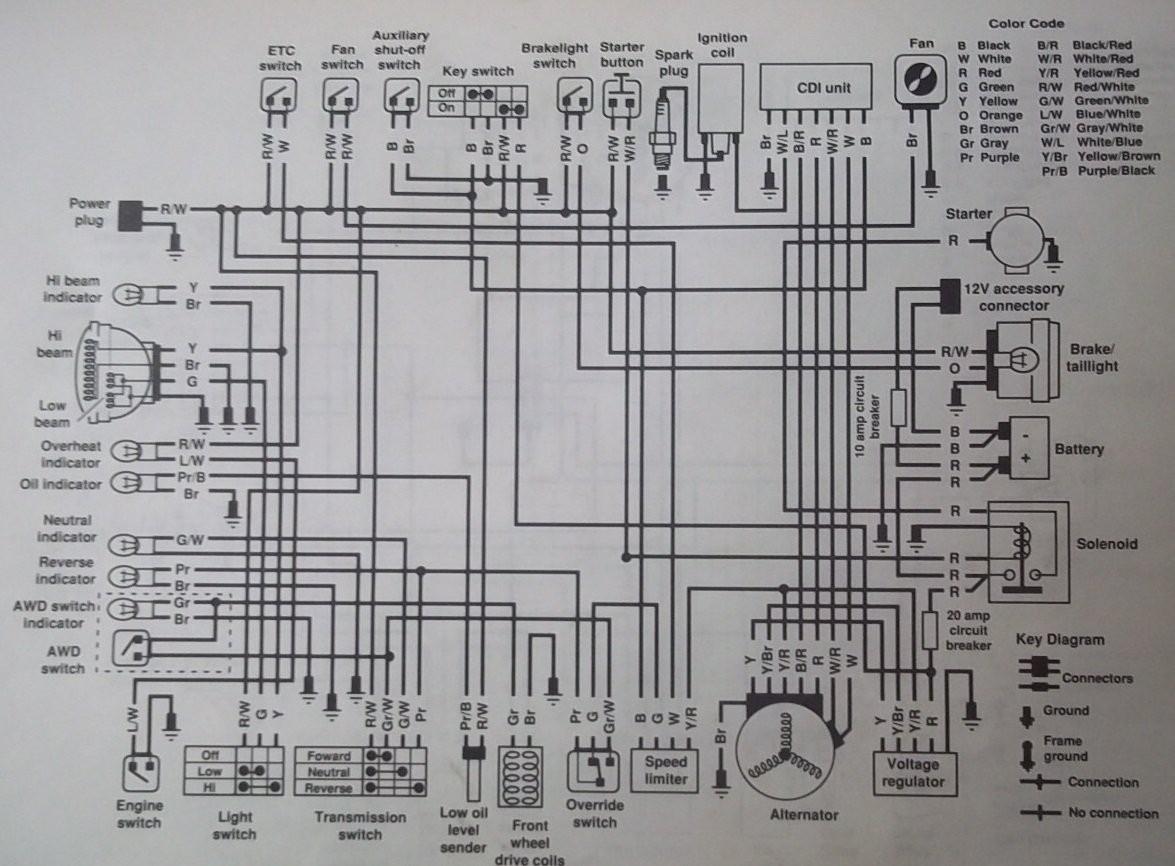 Xs1100 Cdi Wiring Diagram