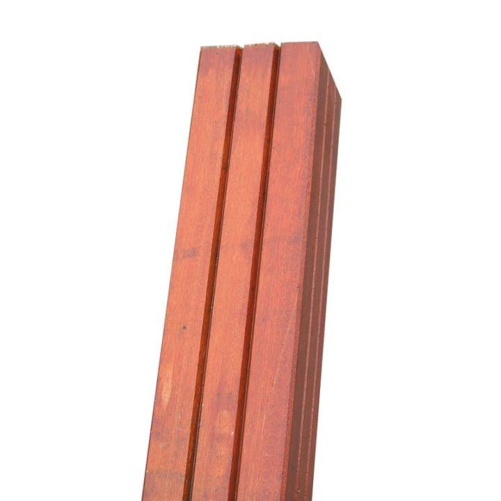poteau exotique bois expo