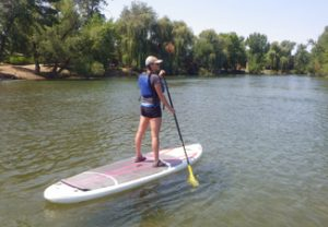 Recreation on the Boise River