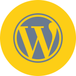 WordPress Support & Services Icon