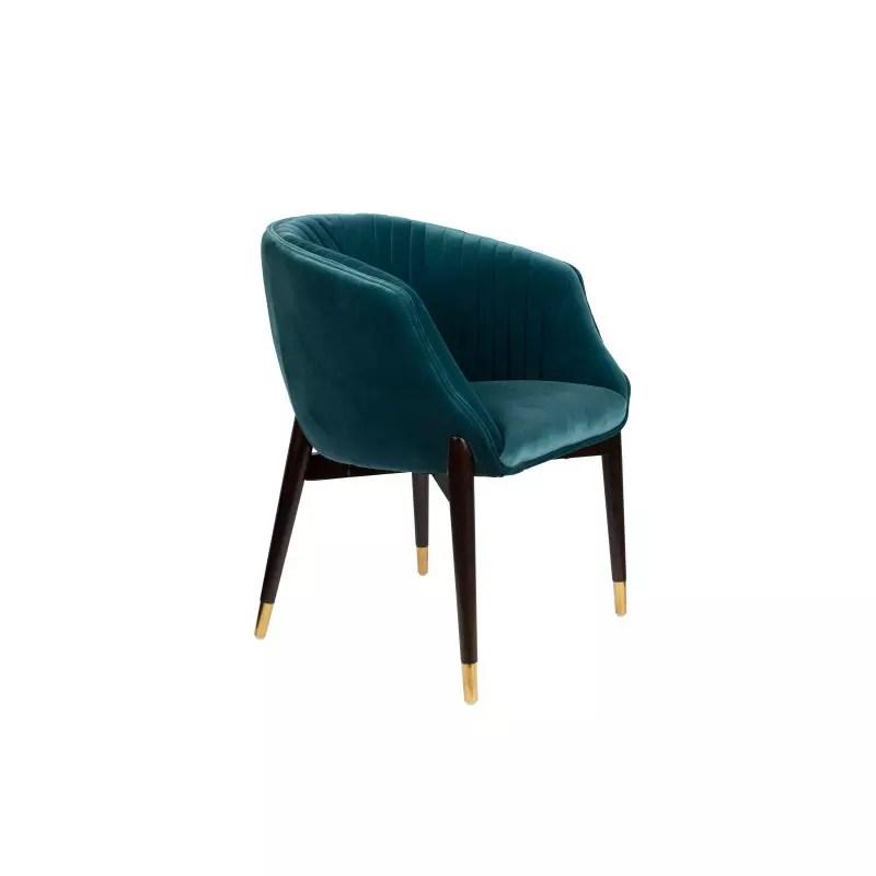 fauteuil en tissu art deco dolly dutchbone