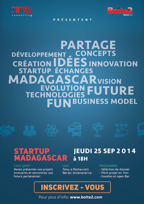 Emarketingevent Startup Madagascar 25 Sept 2014