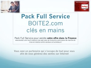 Pack Full Service Finance