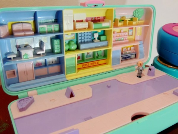 Polly Pocket High Street Money Box