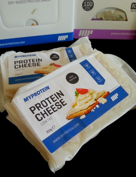 Fromage protéiné MyProtein