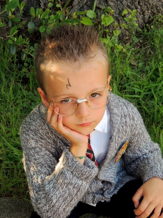 Cosplay Harry Potter - DIY facile